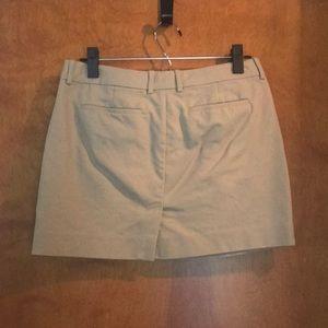 Old Navy Skirts - Khaki mini skirt